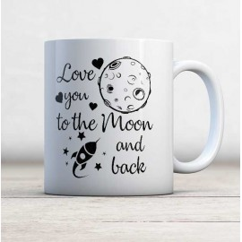 Love you to the moon Bögre