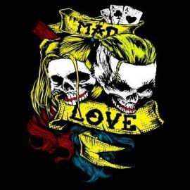 Mad Love páros póló
