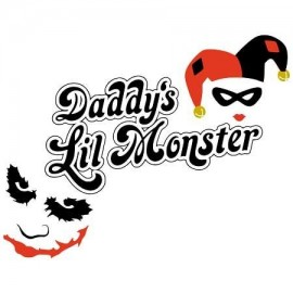 Daddy Lil Monster Páros póló