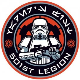 501 Legion férfi póló