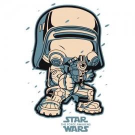 Force Awakens férfi póló