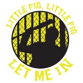 TWD Little Pig férfi póló
