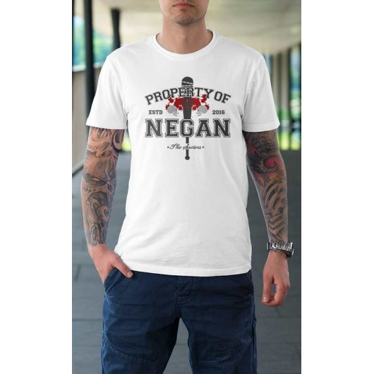 Property of Nagen férfi póló