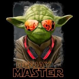 DJ Yoda férfi póló