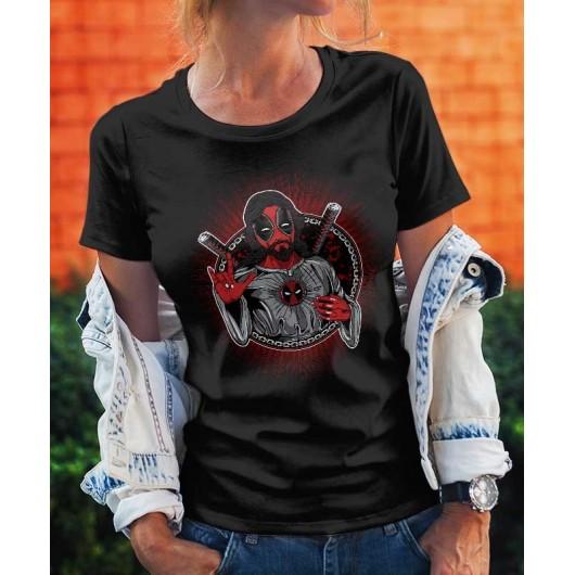 Godpool női póló