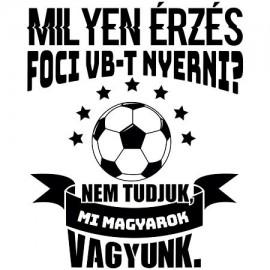 Magyar Foci férfi póló