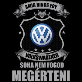 Nincs VW-ed férfi póló