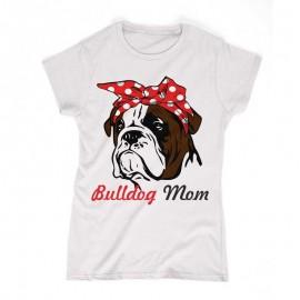 Bulldog mom English