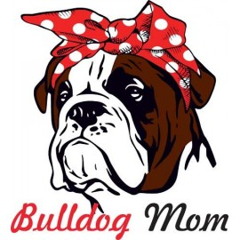 Bulldog mom English