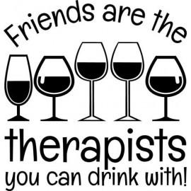 Friends Therapi