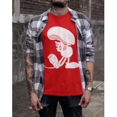 Mickey Alien férfi póló