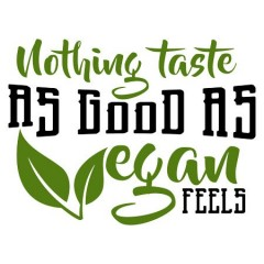 Vegan Feel póló