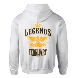 Legend are born február