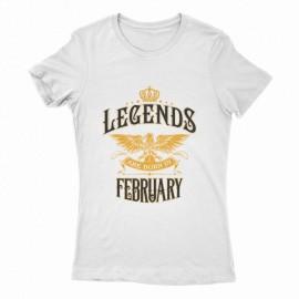 Legend are born február