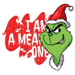I am a mean one