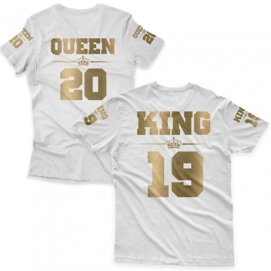 King Queen Dátum Gold