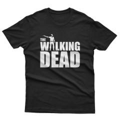 Walking Dead Rick Férfi póló