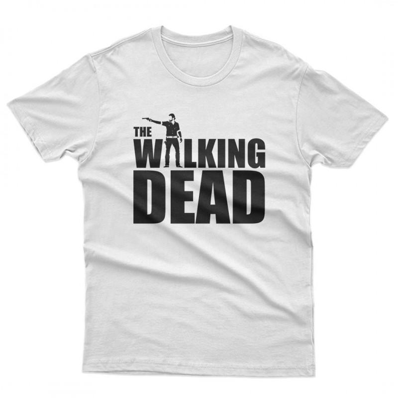 8b3607bd57 Walking Dead Rick Férfi póló
