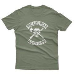 TWD Survivor Férfi póló