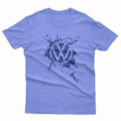 VW Splatter Póló