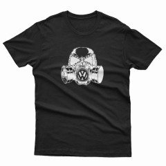VW Maszk póló