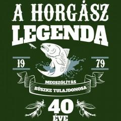 Horgász legenda