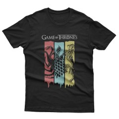 Game of Trones Houses