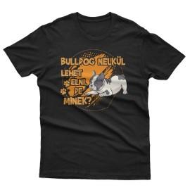 Bulldog nélkül_Francia