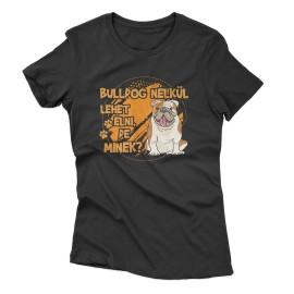 Bulldog nélkül_Angol