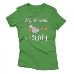 My patronus is a sloth