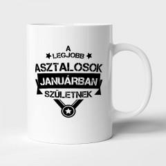 Legjobb Asztalosok januárban születnek