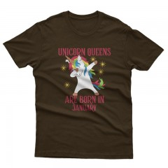 Unicorn queen are born jan