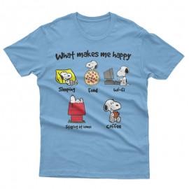 Ami boldoggá tesz Snoopy