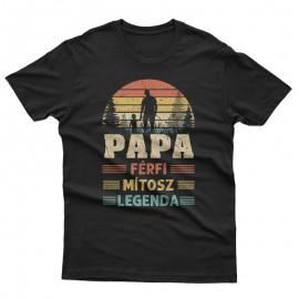 Papa Férfi Mítosz Legenda