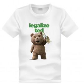 LegalizeTed férfi póló