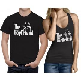 Boyfriend-Girlfriend Páros póló+trikó