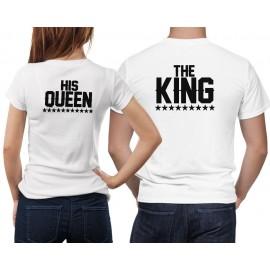 The King His Queen Páros póló