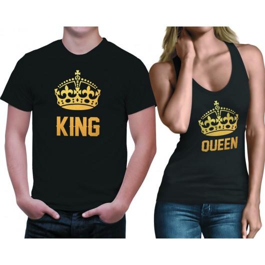 King Queen GOLD