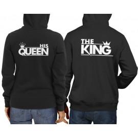 The King His Queen 2 Páros pulcsi