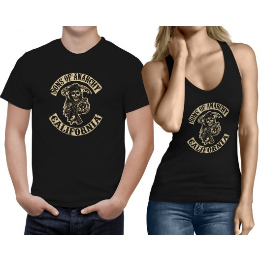 Páros SOA póló+trikó