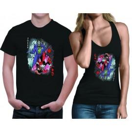 Joker Harley Card póló+trikó