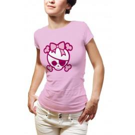 Skull 3 (koponya) Női póló