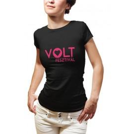 Volt fesztivál női póló