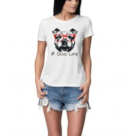 Doglife női póló