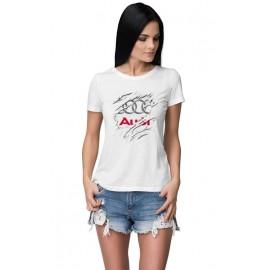 Audi_Car logo női póló