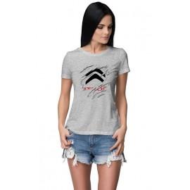 Citroen_Car logo női póló