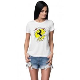Ferrari_Car női póló