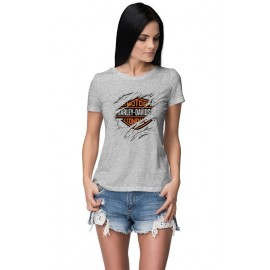 Harley_Car logo női póló