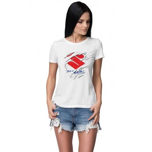 769414934c Suzuki_Car logo női póló