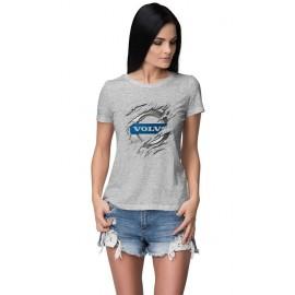 Volvo_Car logo női póló